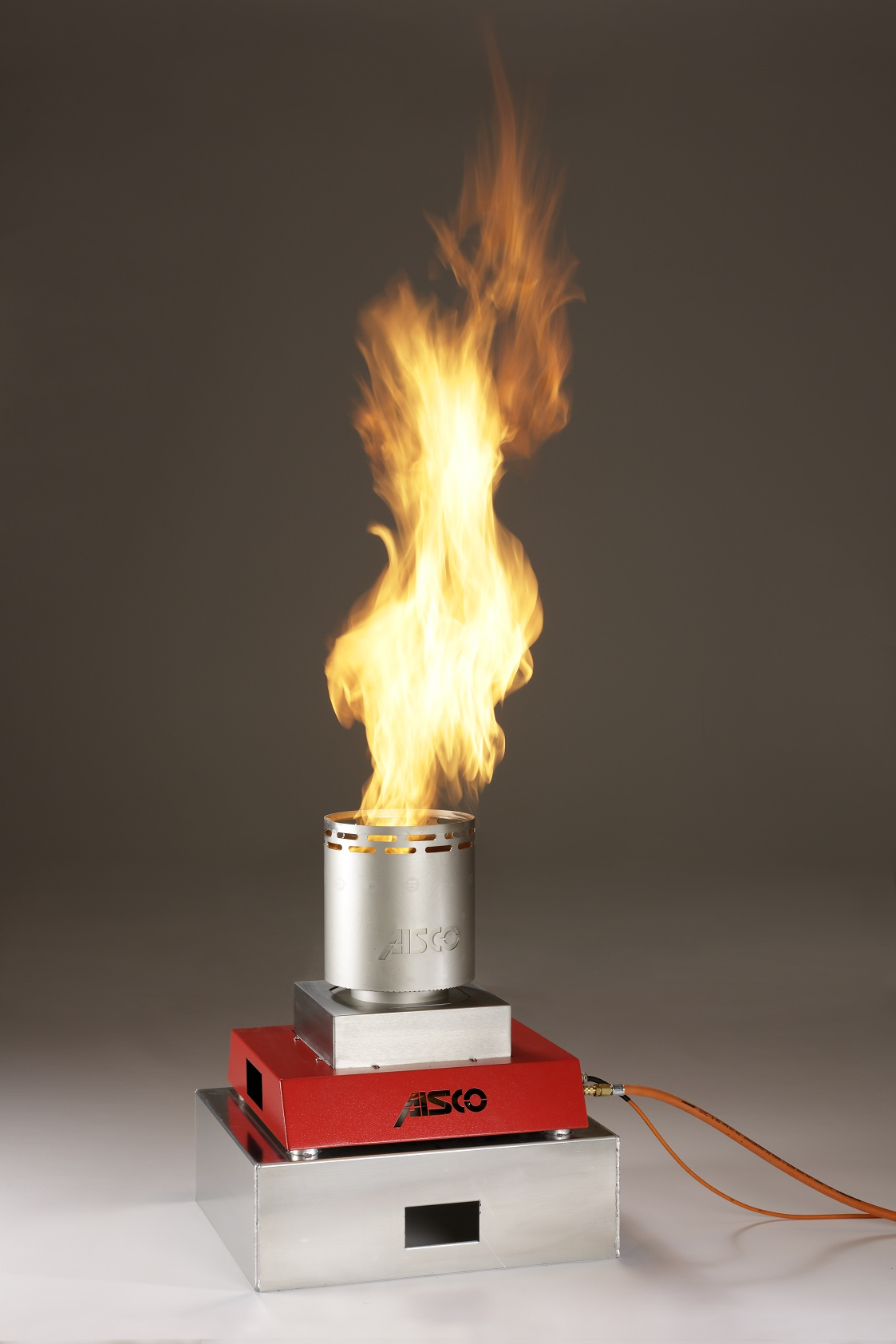AISCO Firetrainer - Fire Trainer Ultralight UL1 mit Papierkorb