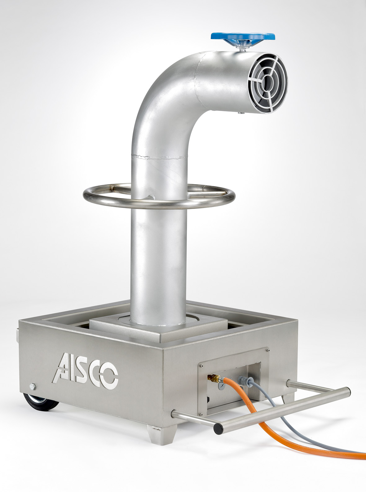 AISCO Firetrainer - Fire Trainer Caddy Industrieventil