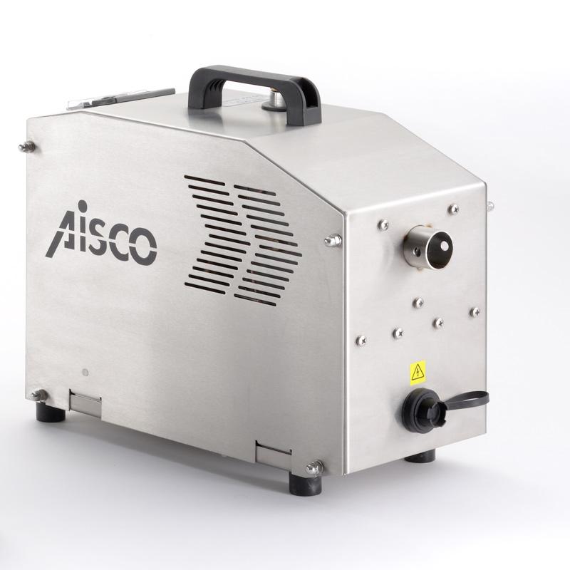 AISCO Firetrainer Rauchgenerator Nebelmaschine Scirocco